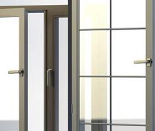 Okna drewniane, PCV, aluminium